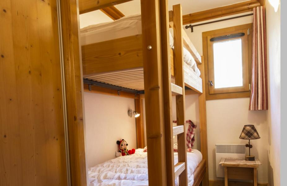 Rent in ski resort 4 room apartment 6 people - Residence Le Criterium - Val Cenis - Bunk beds