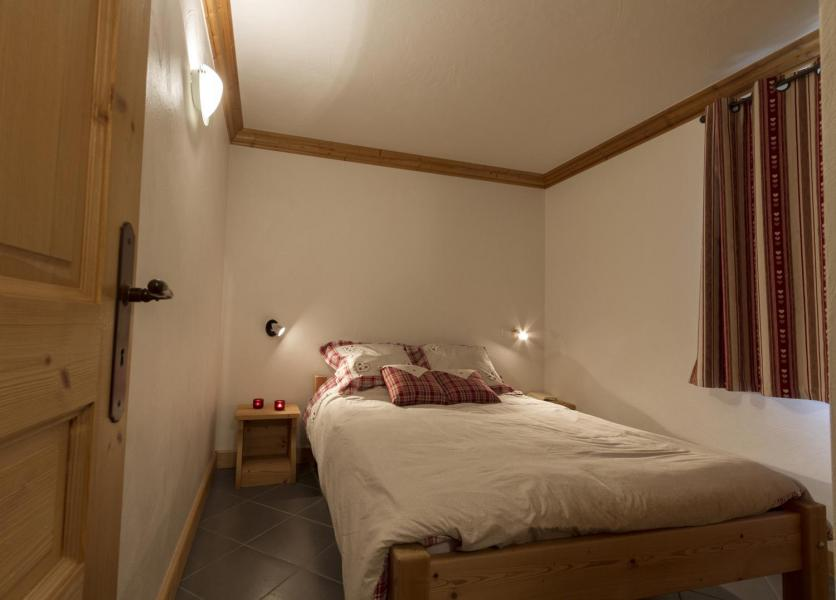 Rent in ski resort Residence Le Criterium - Val Cenis - Double bed