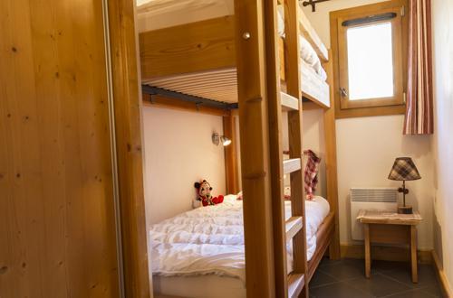 Location au ski Residence Le Criterium - Val Cenis - Lits superposés