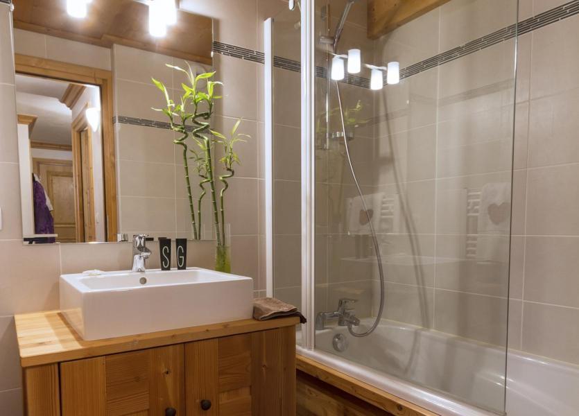 Location au ski Résidence le Critérium - Val Cenis - Salle de bains