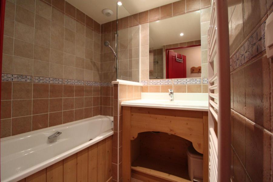 Аренда на лыжном курорте Апартаменты 3 комнат 6 чел. (E122) - Résidence les Alpages - Val Cenis - Ванна