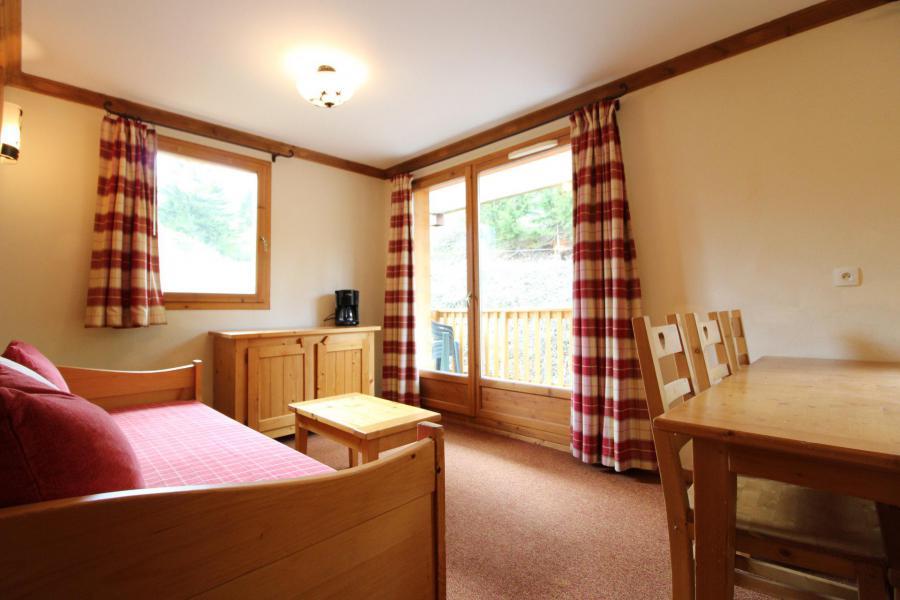 Аренда на лыжном курорте Апартаменты 3 комнат 6 чел. (E122) - Résidence les Alpages - Val Cenis - Салон