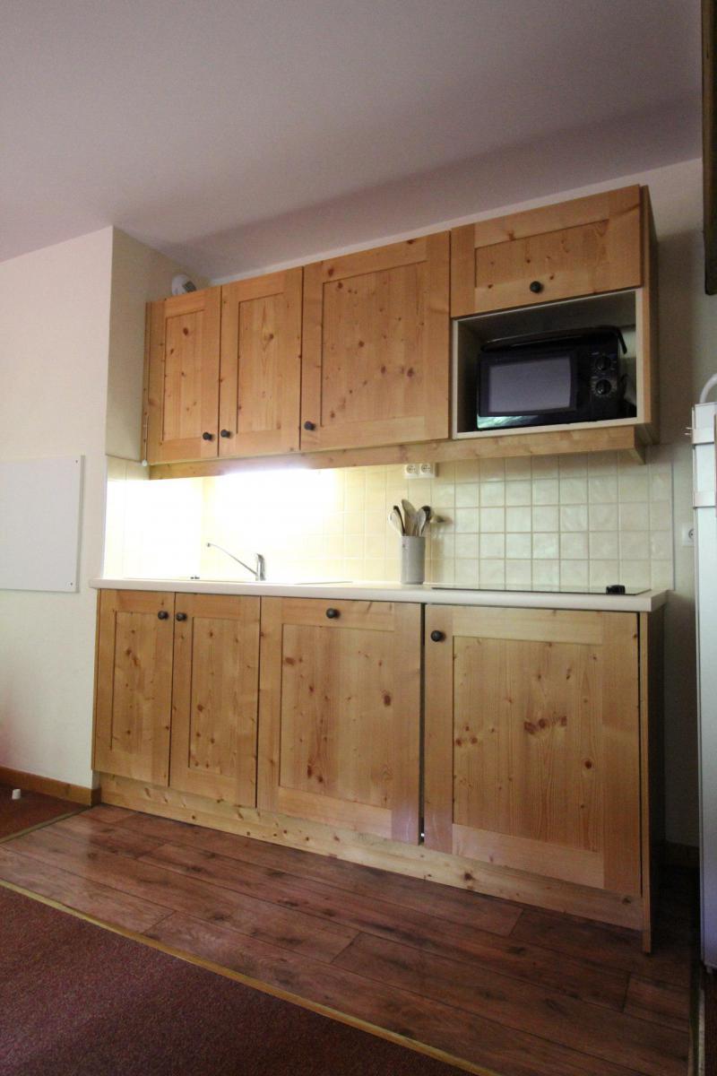 Аренда на лыжном курорте Апартаменты 2 комнат 4 чел. (E316) - Résidence les Alpages - Val Cenis