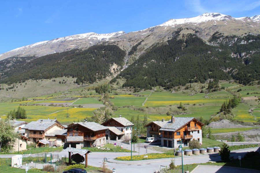Аренда на лыжном курорте Апартаменты 2 комнат 4 чел. (E209) - Résidence les Alpages - Val Cenis