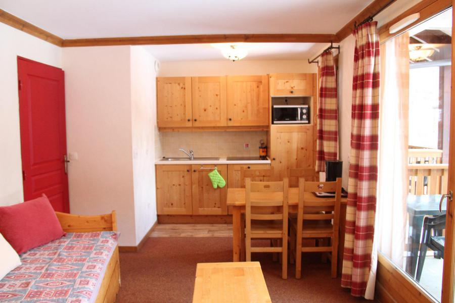 Location au ski Appartement 2 pièces 4 personnes (201) - Résidence les Alpages - Val Cenis