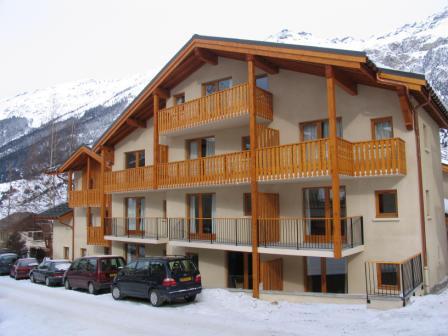 Location au ski Residence Les Essarts - Val Cenis