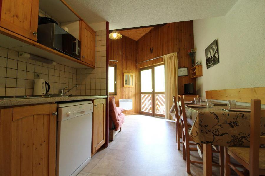 Location au ski Appartement 2 pièces coin montagne 6 personnes (239) - Résidence les Hauts de Val Cenis - Val Cenis