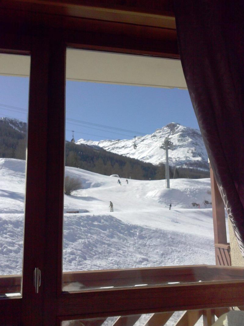 Аренда на лыжном курорте Квартира студия со спальней для 4 чел. (233) - Résidence les Hauts de Val Cenis - Val Cenis
