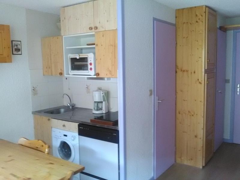 Аренда на лыжном курорте Квартира студия со спальней для 4 чел. (233) - Résidence les Hauts de Val Cenis - Val Cenis - апартаменты