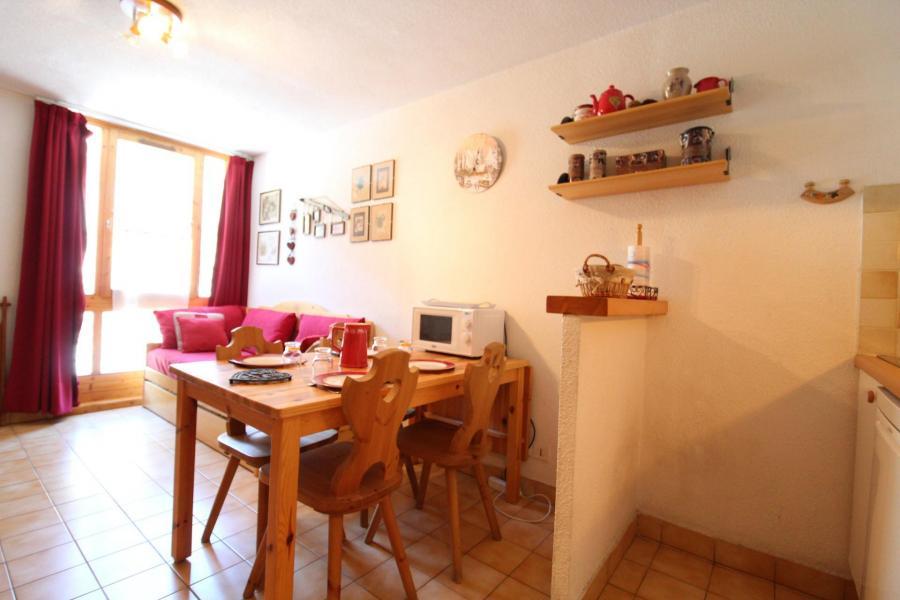 Аренда на лыжном курорте Апартаменты 2 комнат 4 чел. (B006) - Résidence Pied de Pistes - Val Cenis - апартаменты