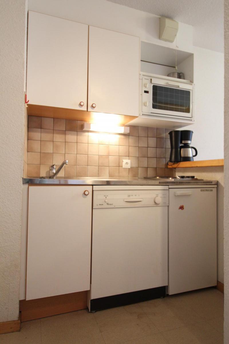 Аренда на лыжном курорте Апартаменты 2 комнат 4 чел. (A015) - Résidence Pied de Pistes - Val Cenis