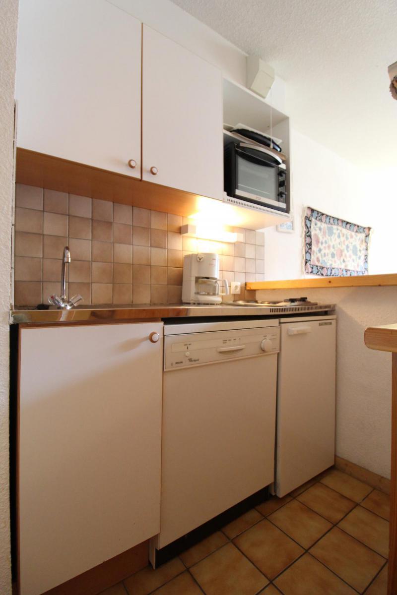 Аренда на лыжном курорте Апартаменты 2 комнат 4 чел. (A012) - Résidence Pied de Pistes - Val Cenis
