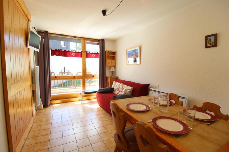 Location au ski Appartement 2 pièces 4 personnes (B001) - Résidence Pied de Pistes - Val Cenis