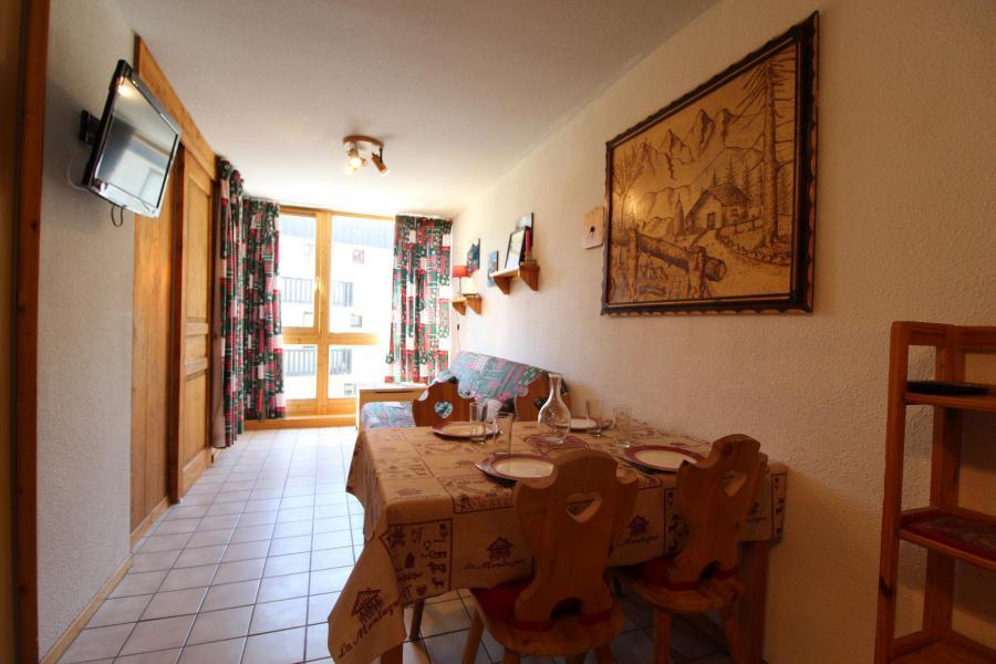 Аренда на лыжном курорте Апартаменты 2 комнат 4 чел. (A007) - Résidence Pied de Pistes - Val Cenis