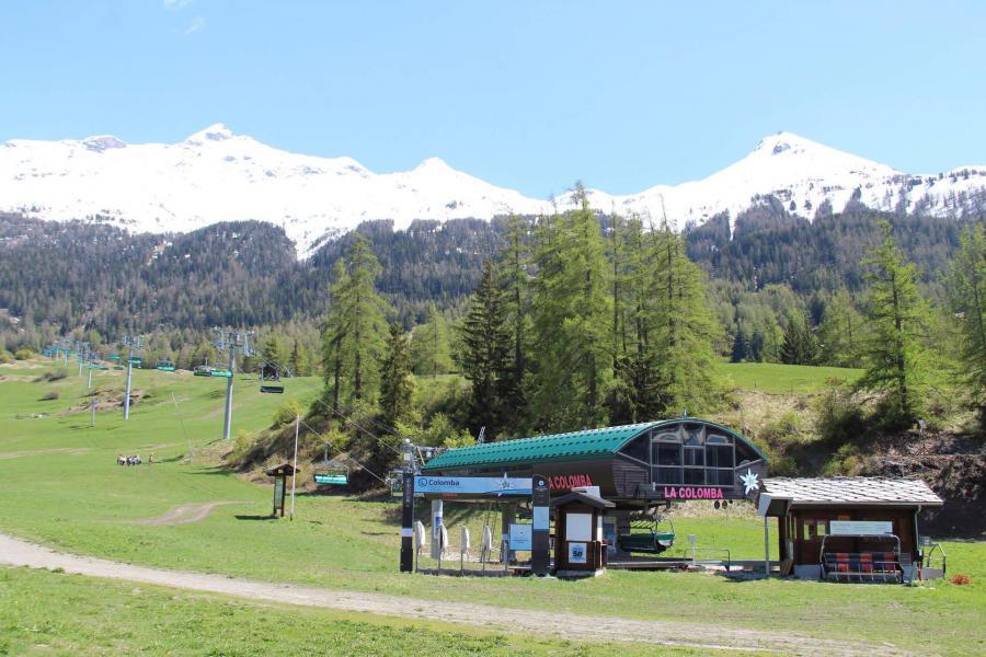 Soggiorno sugli sci Monolocale con alcova per 4 persone (A005) - Résidence Pied de Pistes - Val Cenis