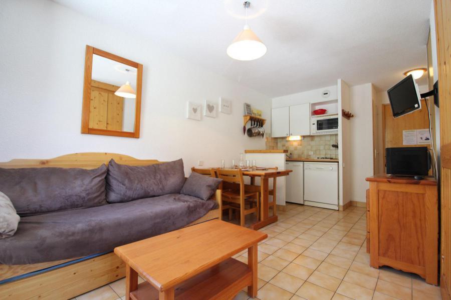 Аренда на лыжном курорте Апартаменты 2 комнат 4 чел. (B011) - Résidence Pied de Pistes - Val Cenis