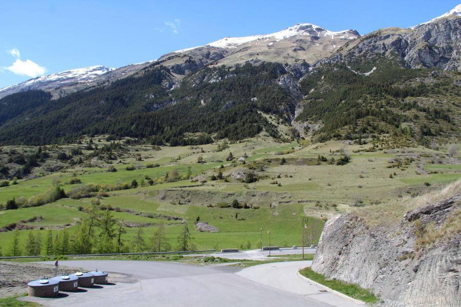 Аренда на лыжном курорте Апартаменты 2 комнат 4 чел. (B006) - Résidence Pied de Pistes - Val Cenis