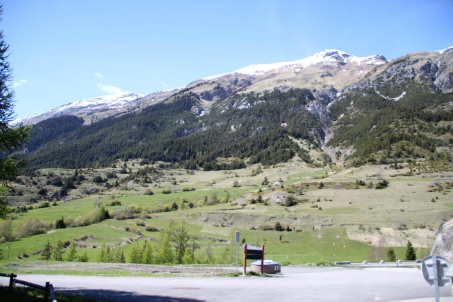 Аренда на лыжном курорте Апартаменты 2 комнат 4 чел. (B001) - Résidence Pied de Pistes - Val Cenis