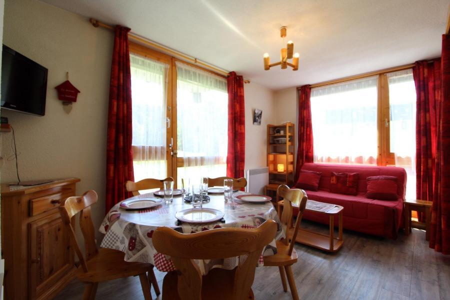 Аренда на лыжном курорте Квартира студия кабина для 4 чел. (A004) - Résidence Pied de Pistes - Val Cenis - апартаменты