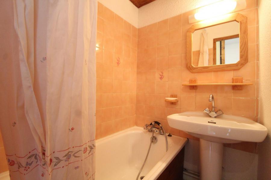 Location au ski Appartement 2 pièces 4 personnes (005) - Residence Pres Du Bois - Val Cenis - Lavabo