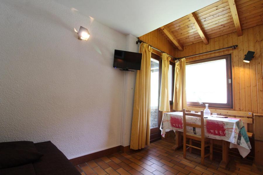 Аренда на лыжном курорте Квартира студия для 3 чел. (002) - Résidence Saint Sébastien - Val Cenis - Салон