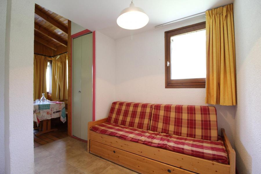Аренда на лыжном курорте Квартира студия для 3 чел. (002) - Résidence Saint Sébastien - Val Cenis - Диван кровать