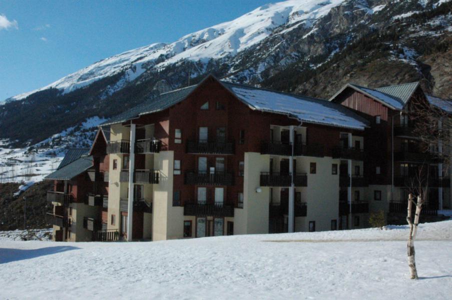 Soggiorno sugli sci Résidence Triade - Val Cenis - Esteriore inverno