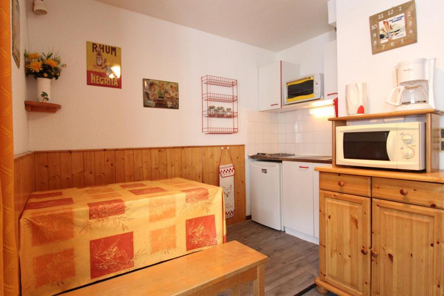 Аренда на лыжном курорте Квартира студия со спальней для 3 чел. (016) - Résidence Triade - Val Cenis