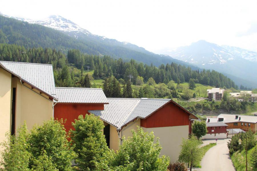 Location au ski Studio coin nuit 4 personnes (021) - Résidence Triade - Val Cenis