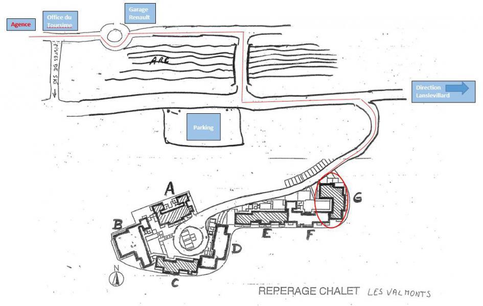 Location au ski Appartement 3 pièces 6 personnes (32) - Résidence Valmonts - Val Cenis