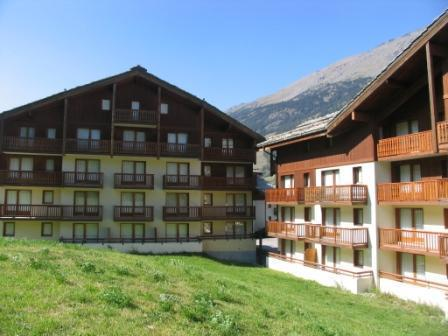 Аренда на лыжном курорте Résidence Valmonts - Val Cenis