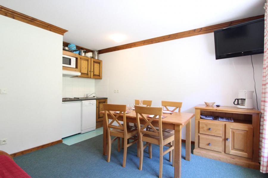Location au ski Appartement 2 pièces 4 personnes (22) - Résidence Valmonts - Val Cenis - Coin repas