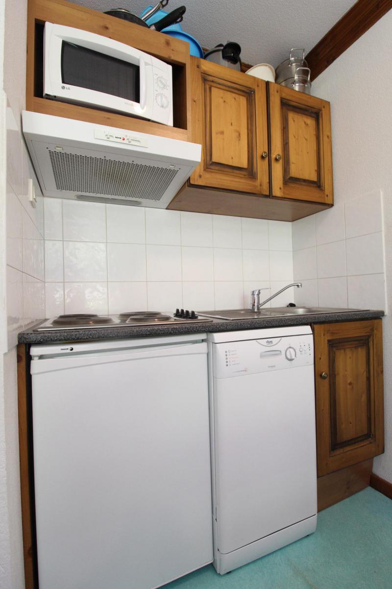 Location au ski Appartement 2 pièces 4 personnes (22) - Résidence Valmonts - Val Cenis - Kitchenette