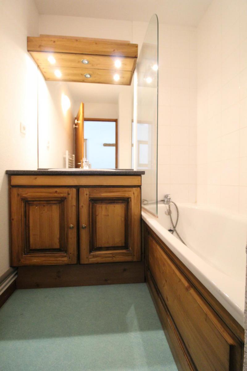 Location au ski Appartement 2 pièces 4 personnes (22) - Résidence Valmonts - Val Cenis - Salle de bains