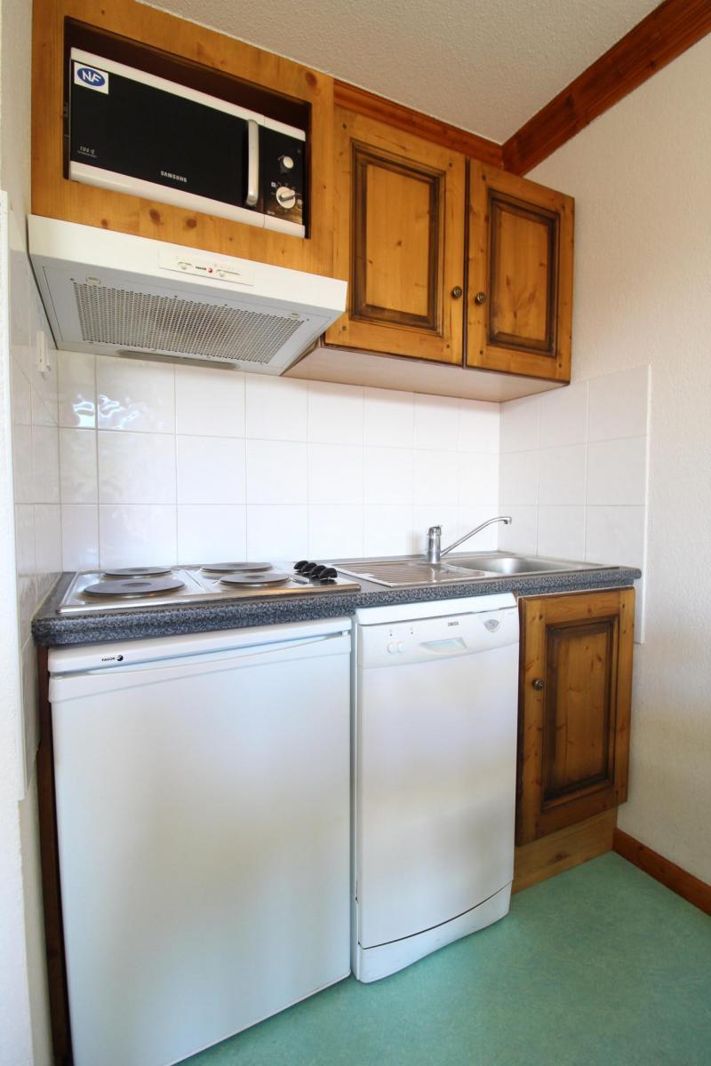 Location au ski Appartement 2 pièces 4 personnes (33) - Résidence Valmonts - Val Cenis - Kitchenette