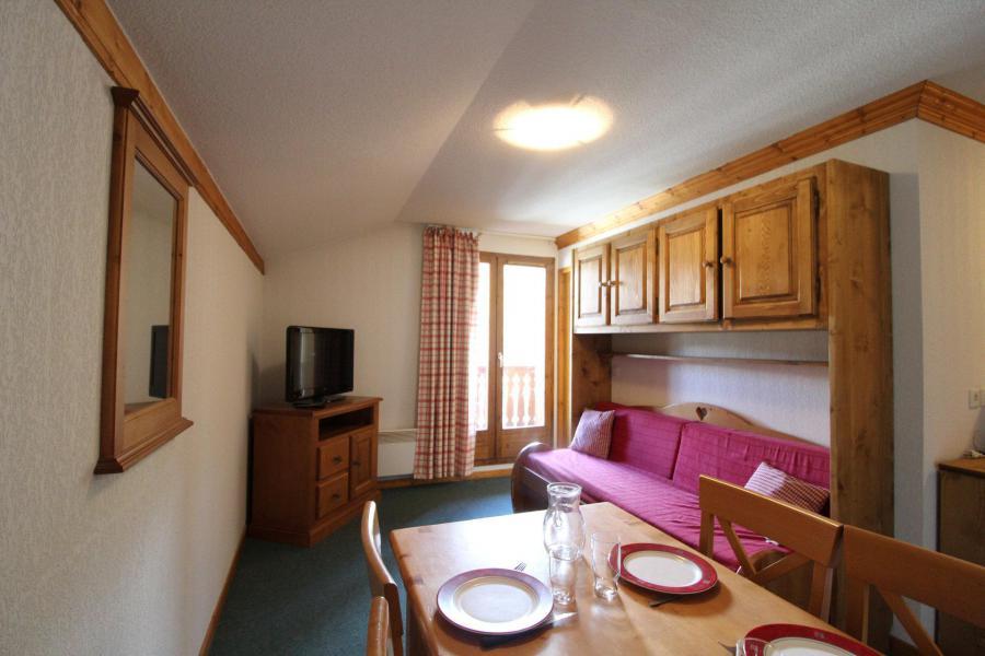 Location au ski Appartement 3 pièces 6 personnes (32) - Résidence Valmonts - Val Cenis - Séjour