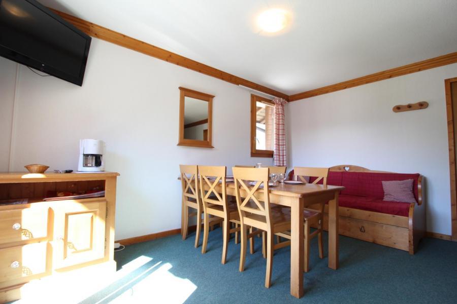 Location au ski Appartement 3 pièces 6 personnes (G22) - Résidence Valmonts - Val Cenis - Table