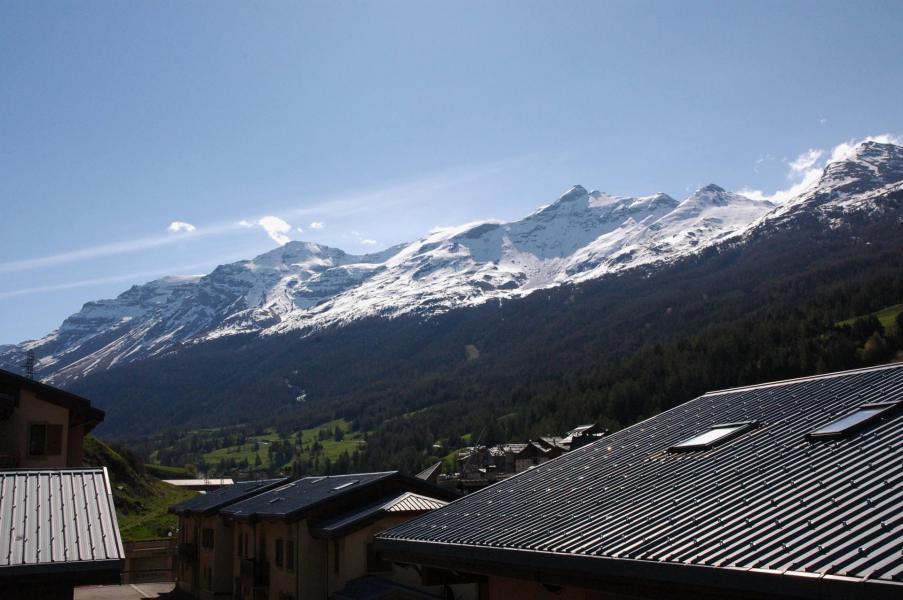 Location au ski Appartement 2 pièces 5 personnes (27) - Résidences du Quartier Napoléon - Val Cenis - Extérieur hiver