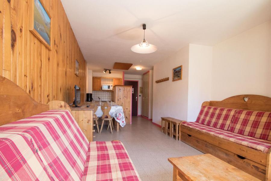 Location au ski Appartement 2 pièces 5 personnes (BO14) - Résidences du Quartier Napoléon - Val Cenis - Séjour