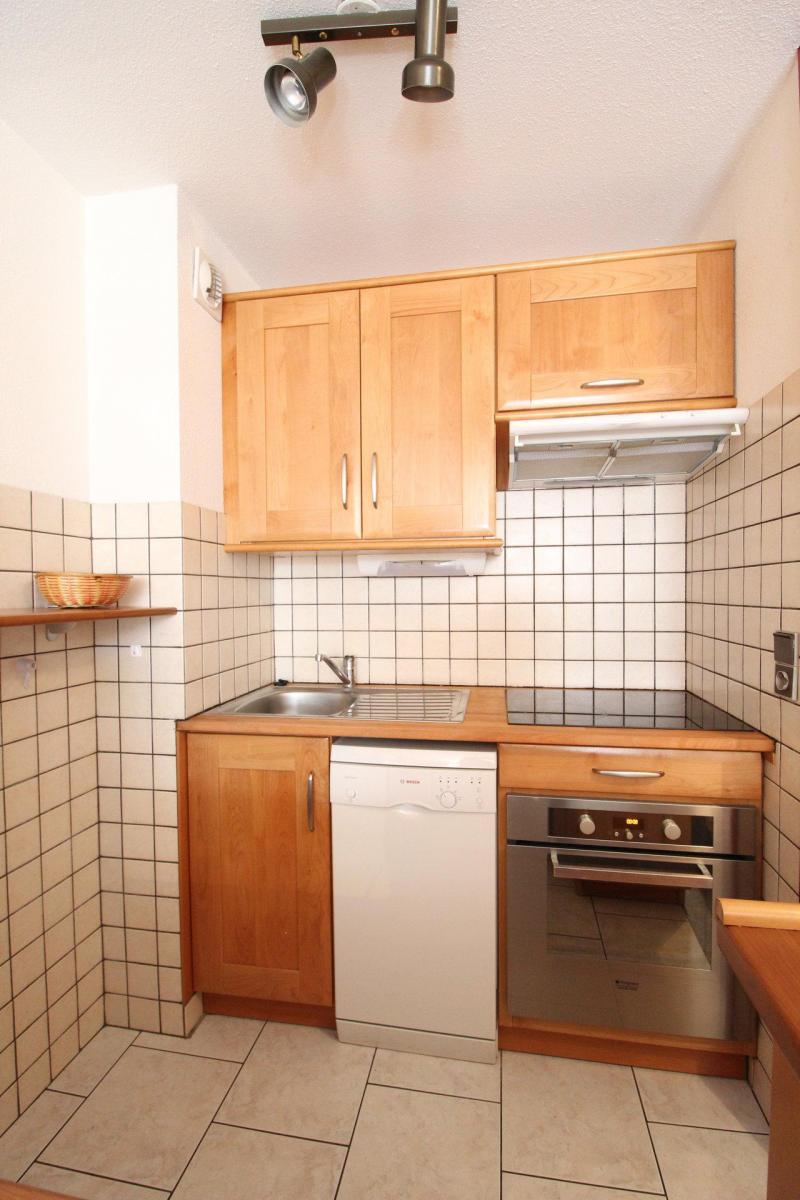 Location au ski Appartement 3 pièces 7 personnes (CA0014) - Résidences du Quartier Napoléon - Val Cenis - Cuisine