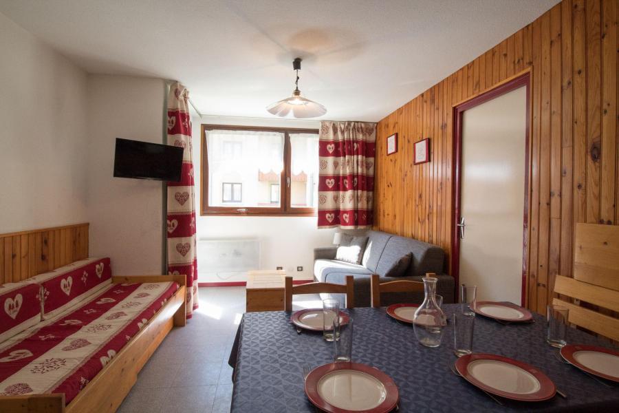 Location au ski Appartement 3 pièces 7 personnes (CA0014) - Résidences du Quartier Napoléon - Val Cenis - Séjour