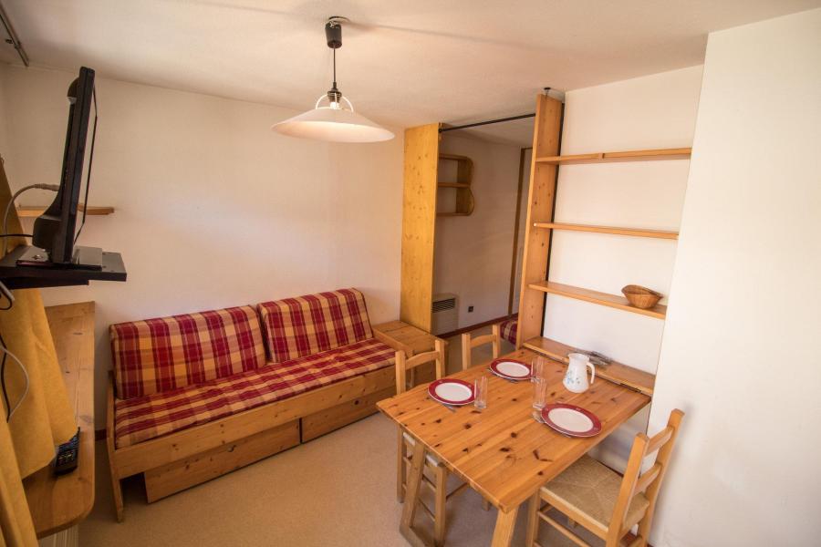 Location au ski Studio 3 personnes (C021) - Résidences du Quartier Napoléon - Val Cenis - Séjour