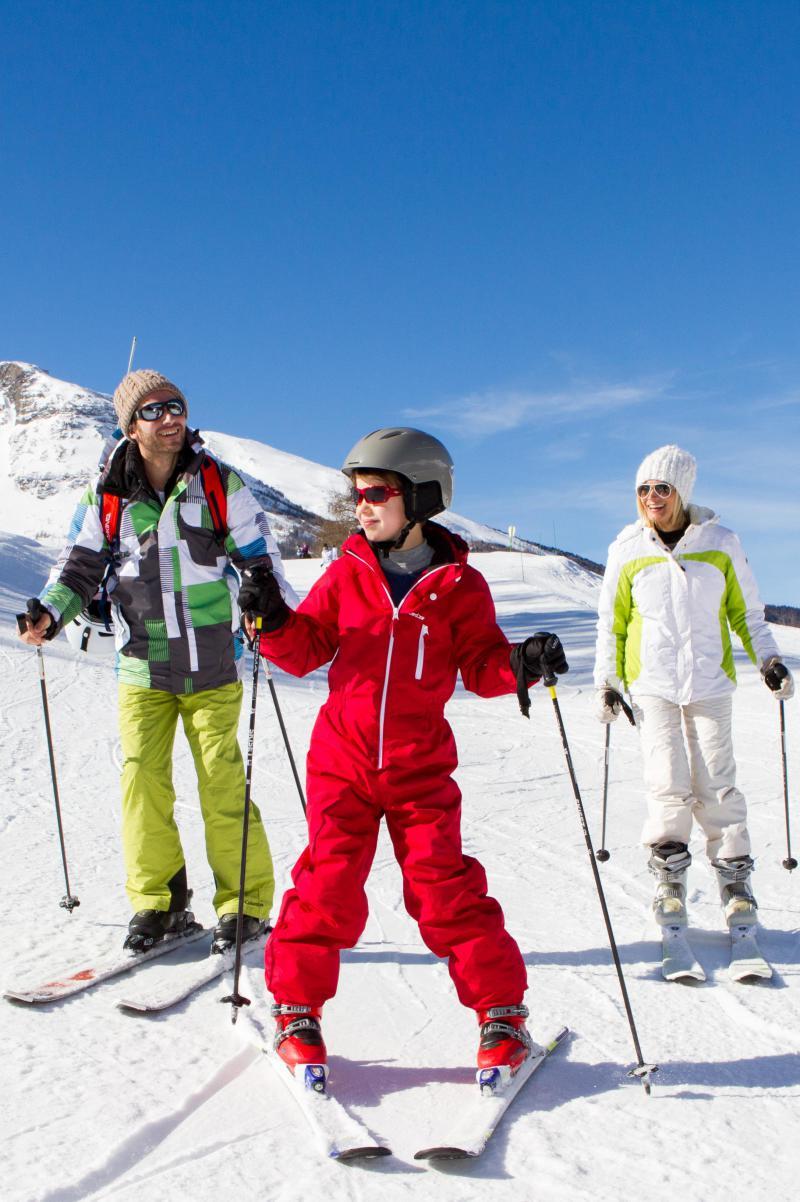 Vakantie in de bergen VVF Villages le Parc de la Vanoise - Val Cenis - Buiten winter