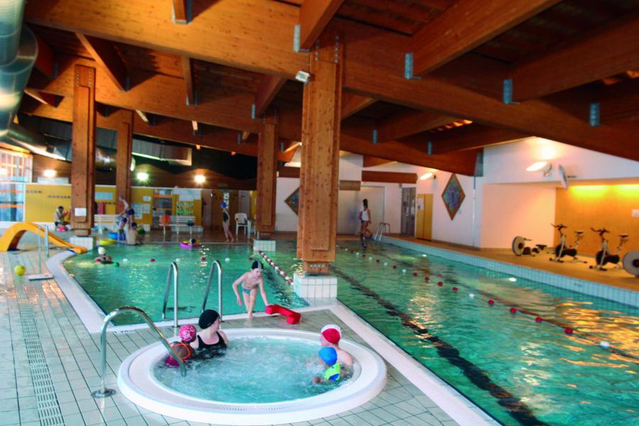 Location au ski VVF Villages le Parc de la Vanoise - Val Cenis - Piscine