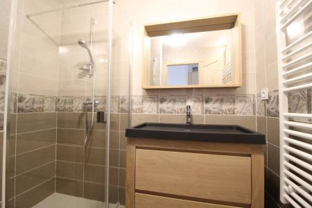 Rent in ski resort 4 room apartment 8 people (006) - Chalet le Saint Valin - Val Cenis - Shower room