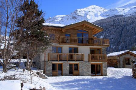 Rent in ski resort Chalet le Saint Valin - Val Cenis