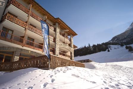 Vacances en montagne Hôtel Club MMV le Val Cenis - Val Cenis - Extérieur hiver