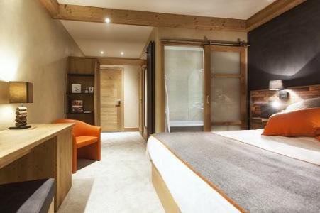 Location 2 personnes Chambre double (communicant) (4 personnes maximum) - Hôtel Saint Charles Val Cenis