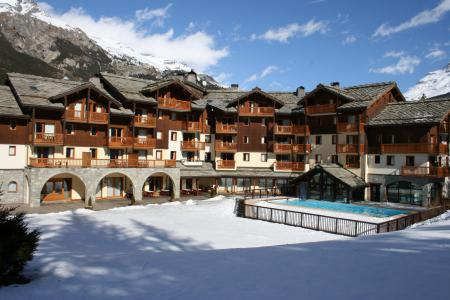 Accommodation at foot of pistes Les Alpages de Val Cenis By Resid&Co