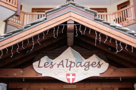 Location au ski Les Alpages de Val Cenis By Resid&Co - Val Cenis - Intérieur